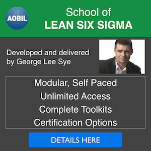 Lean Six Sigma Training with AOBIL